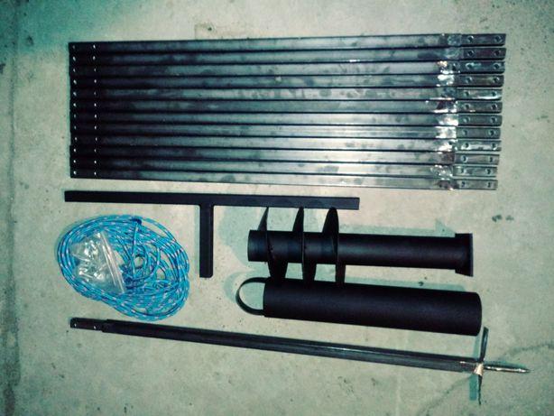 Wiertnica ręczna 200 mm Studnia głębinowa 10 mb