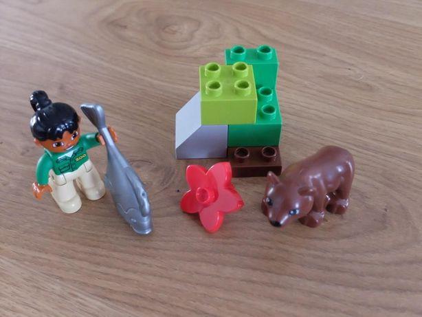 LEGO Duplo Opiekunka w Zoo 10576