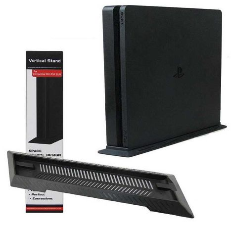 Podstawka pionowa stojak konsola PS4 Slim ** Video-Play Wejherowo