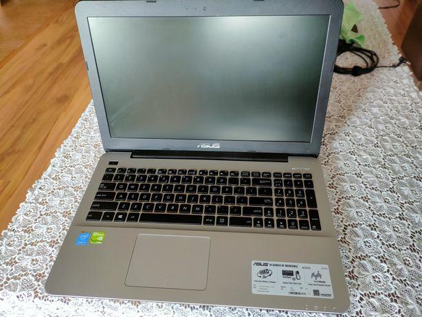 """Asus A555L i3 6gb 15,6"""" HD 1tb GeForce 920m jak nowy, pudełko!"""
