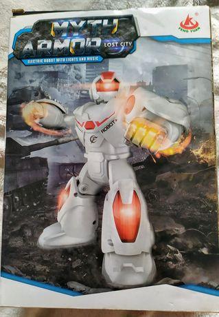 Игрушка  робот MYTH ARMOR