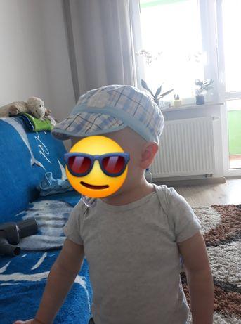 Miękka czapka z daszkiem