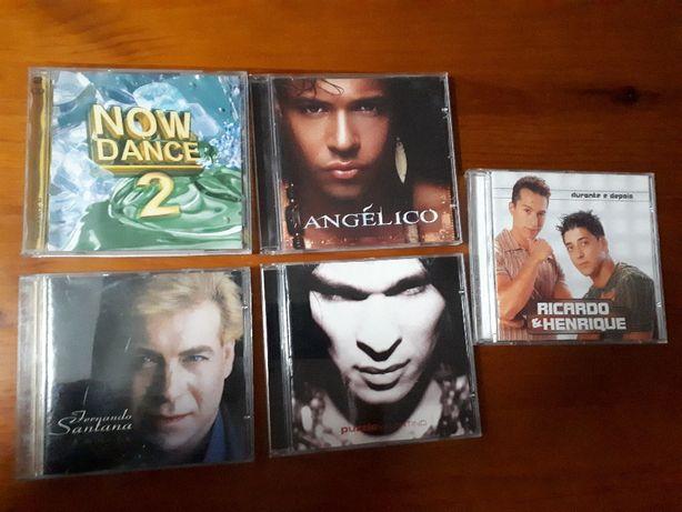 CDds Musicais originais