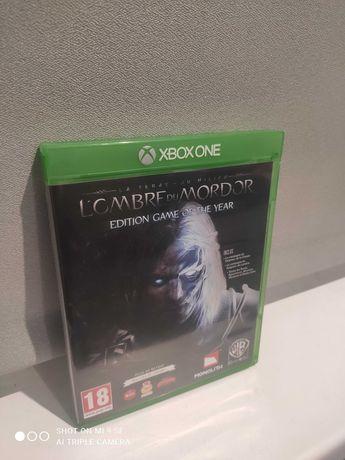 Władca Pierścieni Śródziemie Cień Mordoru Edycja Gry Roku Xbox One