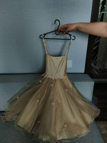 Платье праздничное для девочки от 5-11 лет