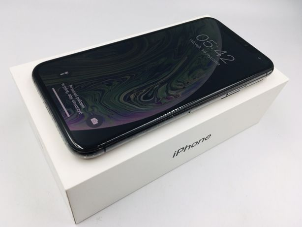 iPhone XS 256GB SPACE GRAY • PROMOCJA • GWAR 1 MSC • AppleCentrum