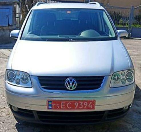 Продам  Volkswagen Touran  без пробігу по Україні
