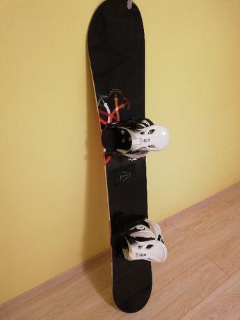deskę snowboardową używaną sprzedam