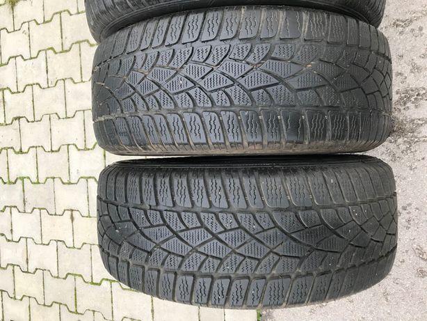 Opony zimowe Dunlop SP WINTER SPORT 3D 225/55/16