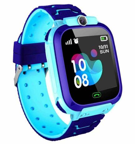 Relógio telemóvel para crianças, com GPS e camera (Novo)