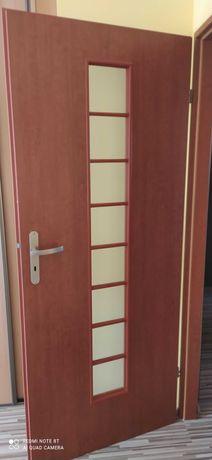 Drzwi porta 80 kolor wiśnia
