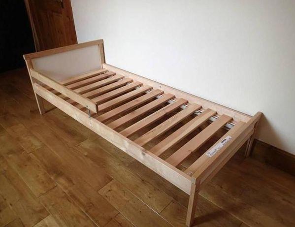 ИКЕА , Детский Каркас кровати с реечным дном, бук, 70x160 см