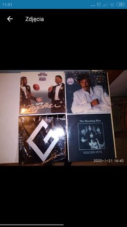Płyty winylowe Lionel Richie, Giuffria, The Shocking Blue, Payton Perr