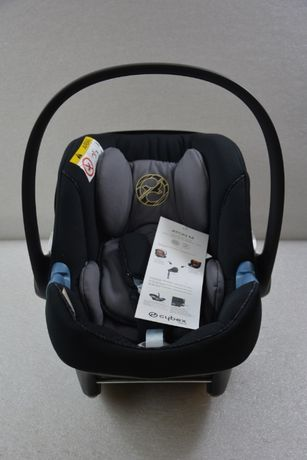 Fotelik Cybex Aton M 0-13 kg Premium Black