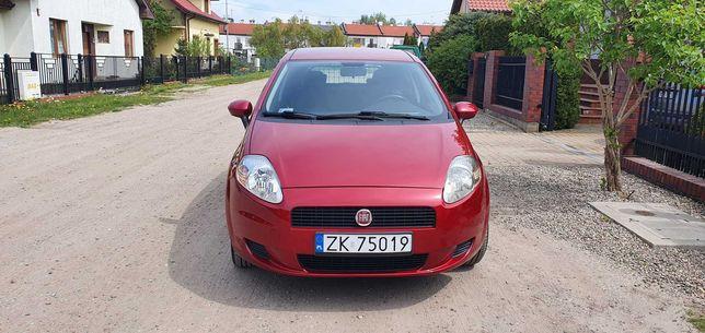 Fiat Grande Punto 1,4 benzyna + lpg - 2010 r - 35 tys. km przebieg