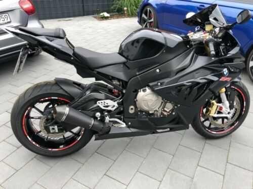 Motocykl BMW S1000rr