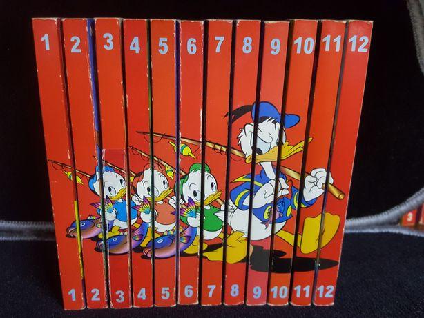 Gigant rocznik 1998. Cały. Komiks