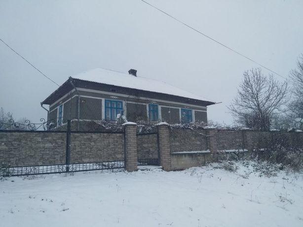 Продаж будинку 60м2+ділянка 27сот в с.Великі Чорнокінці, Чортків. р-н.