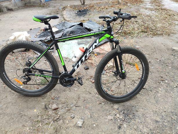 """Велосипед 29"""" Titan Trail 2019 29*3 19000рублей"""