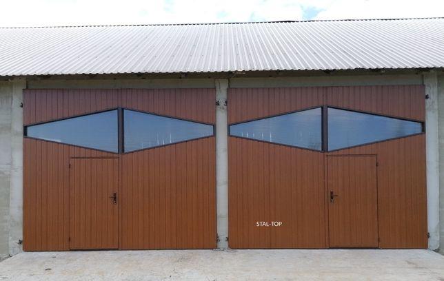 Bramy garażowe drzwi garazowe drzwi stalowe wrota wierzeje do stodoły