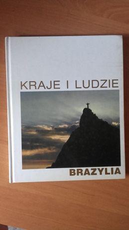 Książka Kraje i ludzie Brazylia, PWN