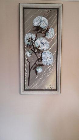 Картина маслом от художника, авторская