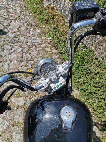 Yamaha virago 250!!
