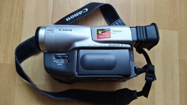 Kamera analogowa Canon