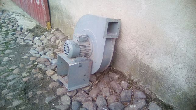 wentylator przemysłowy
