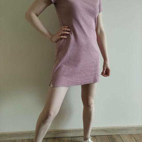 Плаття літнє рожеве