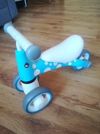 Rowerek biegowy dla bobasa