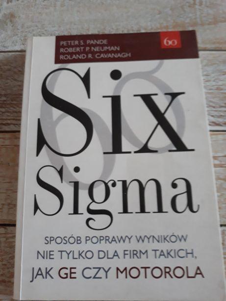 Six Sigma. Sposób poprawy wyników.Pande,Neuman,Cavanagh.unikat