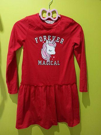 Nowa sukienka H&M r. 134-140