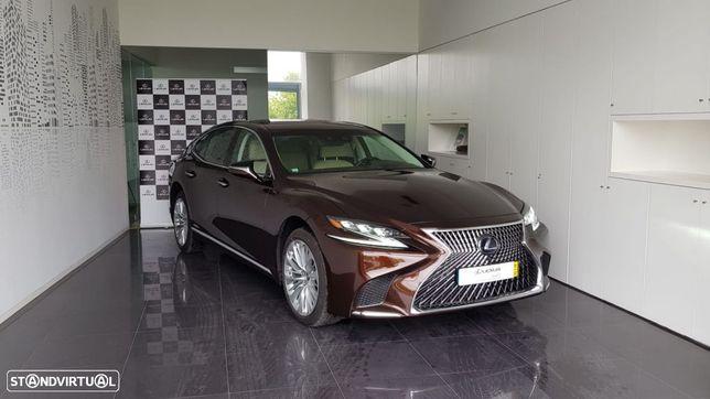 Lexus LS 500h 500h Luxury (inserções madeira)