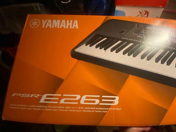 Okazja: Yamaha PSR-E263 keyboard