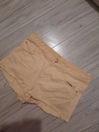 Szorty spodenki jeans 38 m h&m