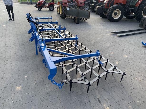 Brony V polowe ciężkie Inter-Tech ząb 20 transport Raty Pom Augustów