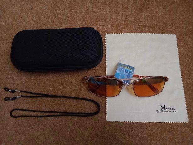 Продам новые очки антифары Matsuda.