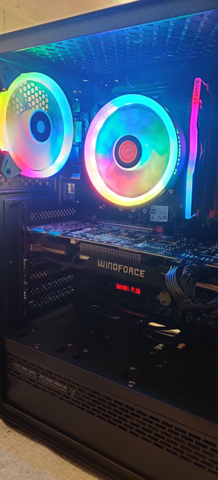 PC Gamer Ryzen Six Core 16GB DDR4 Graf/ GTX970 4GB GDDR5  c/Garantia
