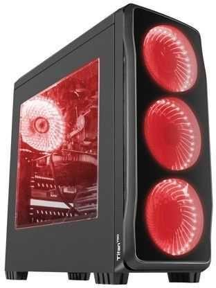 Obudowa gamingowa ze szkłem // GENESIS TITAN 750