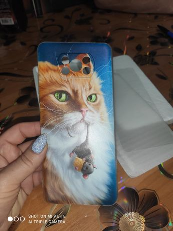 Чехол на Смартфон Xiaomi Poco X3 NFC
