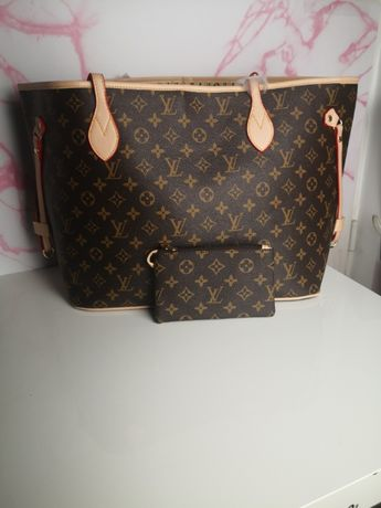 Torba Louis Vuitton Lv monogram premium