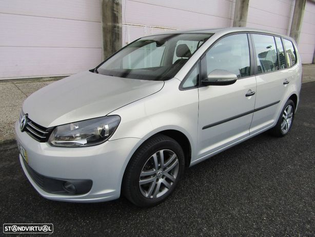 VW Touran 1.6 TDi Blue.Hig.DSG 7L
