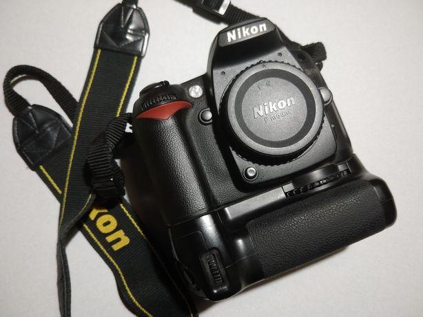 Super NIKON D90+grip, niski przebieg 15793 , super stan okazja
