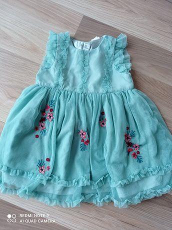 Sukienka H&M r 80