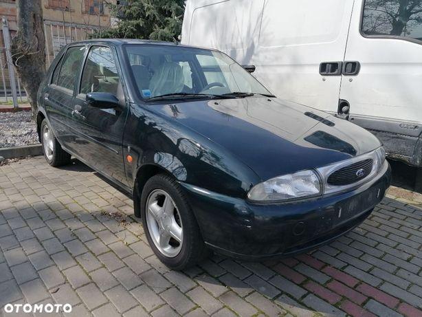 Ford Fiesta 1.2 75km / Automat / Klima / Elektryka / Ghia /