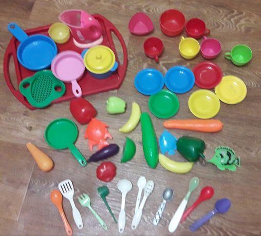 Набор детский кухня
