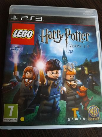 Harry Potter 1-4 PS3