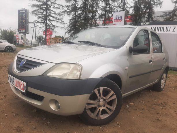 Dacia Logan 1.4 benzyna // 2005 // zadbany // alufelgi //  zamiana?