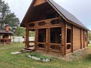 Продам Дом  (деревянный сруб) в Студенке